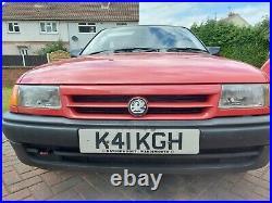 1992 Vauxhall Astra 1.4 Merit, 51k, Full History, Mot, cheaper tax, Classic