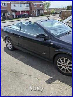 2009 Vauxhall Astra Twintop Convertible Bargain
