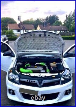 2010 (10) Vauxhall Astra Vxr Arctic Edition White
