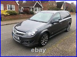 2012 Vauxhall Astra Van Sportive Xp 113k + No Vat