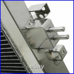 40mm ALLOY RADIATOR RAD FOR VAUXHALL OPEL ASTRA H MK5 1.3 1.9 CDTI 2.0 TURBO VXR