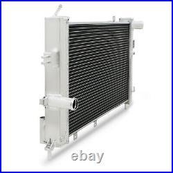 40mm ALLOY RADIATOR RAD FOR VAUXHALL OPEL ASTRA MK4 G ZAFIRA 2.0 GSI SRI Z20LET