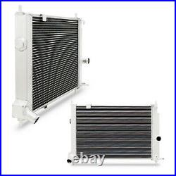 40mm HIGH FLOW ALLOY RADIATOR RAD FOR VAUXHALL OPEL ASTRA F MK3 2.0 8V 16V GSI