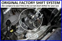 4H-Tech K Shift Shortshifter for Vauxhall Opel Astra J GTC VXR 2.0T upto 05/2016