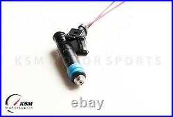 4x 850cc for Siemens Deka Injectors FOR Vauxhall VXR Z20LET Astra Coupe Opel OPC
