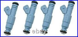 4x VAUXHALL ASTRA ZAFIRA 05-10 Z20LEH VXR 2.0L TURBO FUEL INJECTORS 0280156280