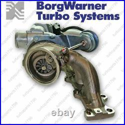 53049880024 Turbolader Opel Zafira OPEL ASTRA G H 2.0 Turbo Z20LET Z20LER Z20LEL