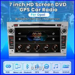 7 2Din Car Stereo GPS Sat Nav Radio For Vauxhall Opel/Astra/Corsa/Zafira/Meriva