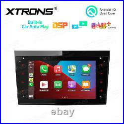 7 Android 10.0 Car Stereo GPS Radio DSP Bluetooth DAB For Opel Vauxhall Corsa