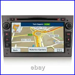 7 GPS Sat Nav BT Radio DVD Player Stereo For Vauxhall Astra H Mk5 Astra C D VXR