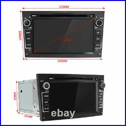 7 Radio Sat Nav For Vauxhall Vivaro Astra Corsa Vectra Stereo CD DVD GPS DAB+