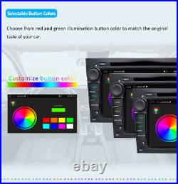 7 inch Car Stereo For Opel Astra Corsa Vectra Android 10.0 DVD CD GPS Radio DAB+