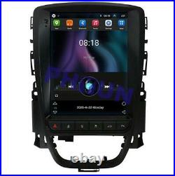 9.7'' Stereo Radio Player GPS WiFi DAB For Opel Astra J Vauxhall Astra 2010-2014