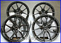 Alloy Wheels 18 Cruize Gto Gm Fit For Vauxhall Astra J K Gtc Mokka
