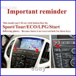 Android10.1 2+32GB Stereo Radio GPS Player For Opel Astra J Vauxhall Astra 10-14