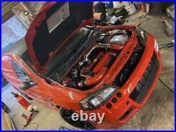 Astra Van MK4 VXR conversion Z20LEH GSI