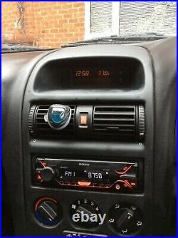 Car Vauxhall Astra mark 4 Sri/1.8
