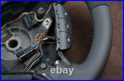 Custom steering wheel Alcantara Vauxhall Opel Astra G + Zafira A GT OPC Lenkrad