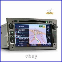 DAB+ Autoradio GPS Navi DVD SWC für Opel Astra Zafira Vectra Corsa Antara Vivaro