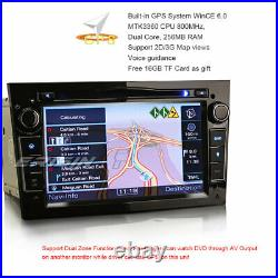 DAB+Car DVD Stereo GPS SAT NAV for OPEL Vauxhall VECTRA ANTARA ASTRA COMBO CORSA