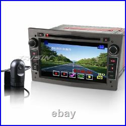DAB+ Car Stereo Radio BT DTV Vauxhall Astra Corsa C Meriva Vectra Zafira Sat Nav