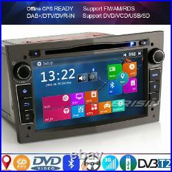 DAB+Stereo DVD Sat Nav for Vauxhall Opel Astra Corsa C/D Meriva Vectra Zafira B
