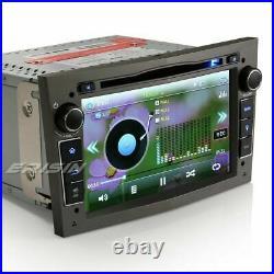 DAB+ Stereo GPS Sat Nav for Vauxhall Opel Astra Corsa C/D Zafira Meriva B Vectra
