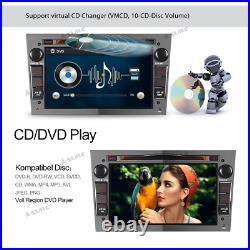 DVD Player Stereo GPS for VAUXHALL Opel Corsa/Antara Astra Vectra Zafira BT DAB+