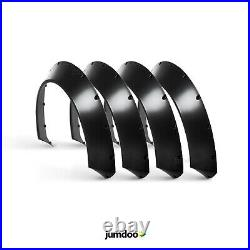 Fender flares for Opel Astra J CONCAVE wide body wheel arches Vauxhall 70mm 4pcs