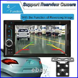 For AUDI A4 A8 Q3 Q5 Q7 TT SEAT EXEO S4 Car Stereo Double 2Din Radio CD Player