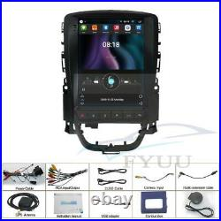 For Opel Astra J Vauxhall Astra 2010-2014 9.7'' Stereo Radio Player GPS WiFi DAB