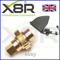 For Vauxhall Astra TwinTop Parcel Shelf Roof Winglet Flap Motor Repair Gear Fix