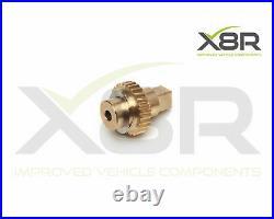 For Vauxhall Astra TwinTop Roof Parcel Shelf Flap Motor Brass Fix Kit Repair CNC
