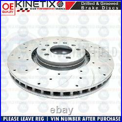 For Vauxhall Astra Vxr 2.0 Turbo Front Rear Performance Brake Discs Brembo Pads