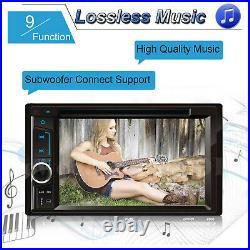 For Vauxhall OPEL VECTRA ANTARA ASTRA COMBO CORSA D Car Stereo 2Din Radio Camera