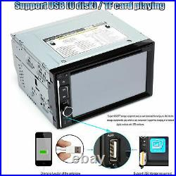 For Vauxhall Opel Astra Corsa Vectra Meriva Double Din 6.2Car Stereo DVD Player