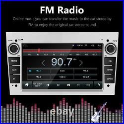 For Vauxhall Opel Astra Corsa Zafira 7 Android 9.1 Car Stereo Radio GPS Sat Nav