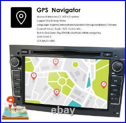 For Vauxhall Vivaro Astra Corsa Vectra Stereo CD DVD GPS Sat Nav 7 Radio DAB+