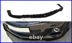 Front Splitter For Vauxhall/opel Astra H Vxr (opc) 2005-2010
