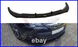 Front Splitter For Vauxhall/opel Astra J Gtc Standard (2012-2016)