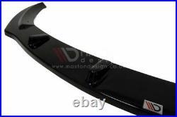 Front Splitter For Vauxhall/opel Astra J Vxr (opc) 2009-2015