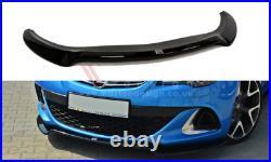 Front Splitter V. 2 For Vauxhall/opel Astra J Vxr (opc) 2009-2016