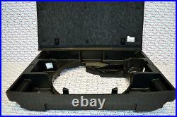GENUINE Vauxhall ASTRA K SPARE WHEEL STORAGE BOX SET & BOOT FLOOR CARPET NEW