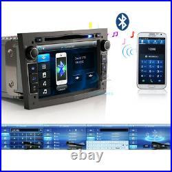 GPS Head Unit GPS SatNav Car Radio Stereo For Vauxhall Corsa C D VXR Astra Mk5 H