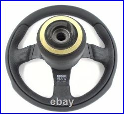 Genuine Momo Team 300mm steering wheel, hub boss kit Opel horn. Corsa Astra etc