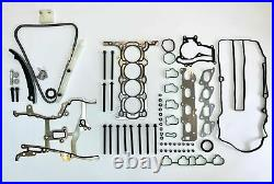 Head Gasket Set Bolt Timing Chain Vauxhall A12xer A14xer A12xel A14nel A14net
