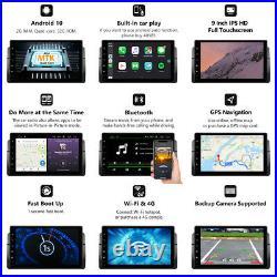 Headunit 9 Car Stereo GPS Sat Nav Radio Audio for BMW E46 2003 2004 Android 10