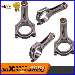 MSR for Opel Vauxhall Astra Zafira 2.0L C20LET Z20LET C20XE Conrods 143mm