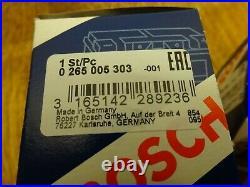NEU BOSCH 0265005303 Druckschalter Bremshydraulik Drucksensor Bremsdruckschalter