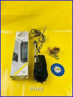 NEU + ORIG Opel Calibra Kadett E Ascona C Antenne elektrisch Kotflügel rechts